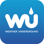 icona dell'app per Android ed iOS Weather Underground