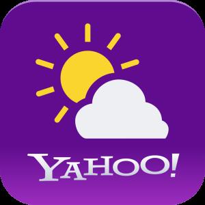 icona dell'app per Android ed iOS Yahoo Meteo