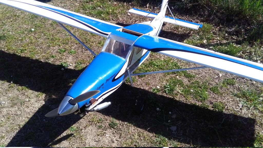 Seagull PC-6 Pilatus Porter