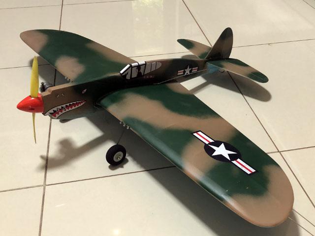 aeromodellismo dinamico : aeromodello a volo vincolato circolare